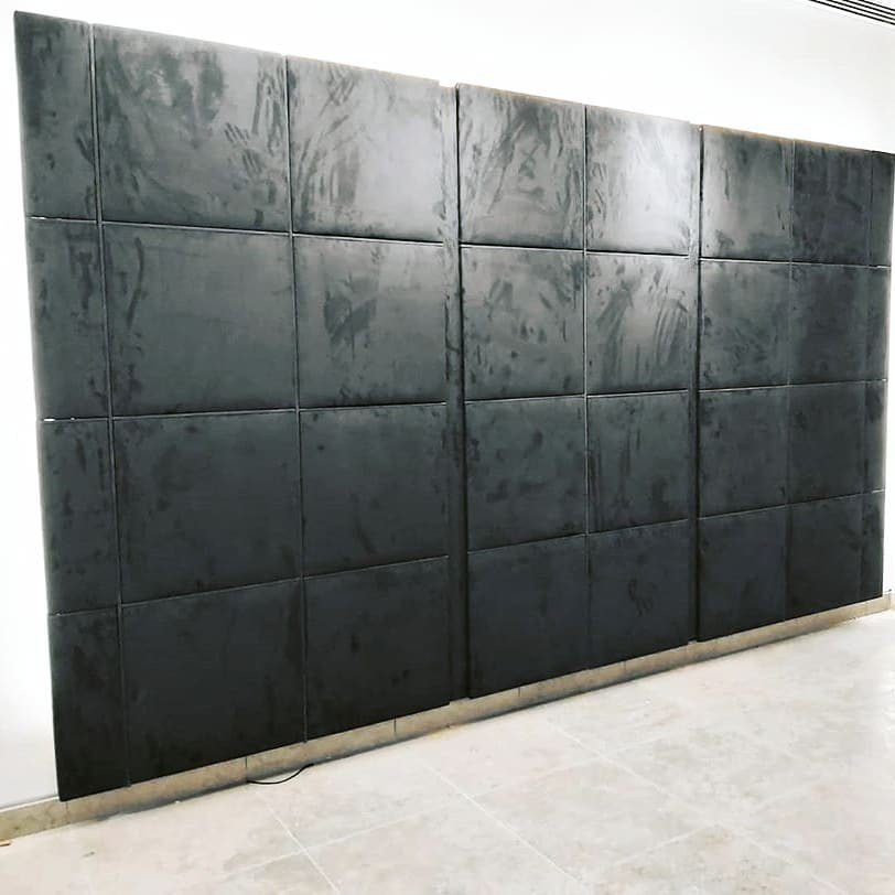 Upholstered-wall-panels