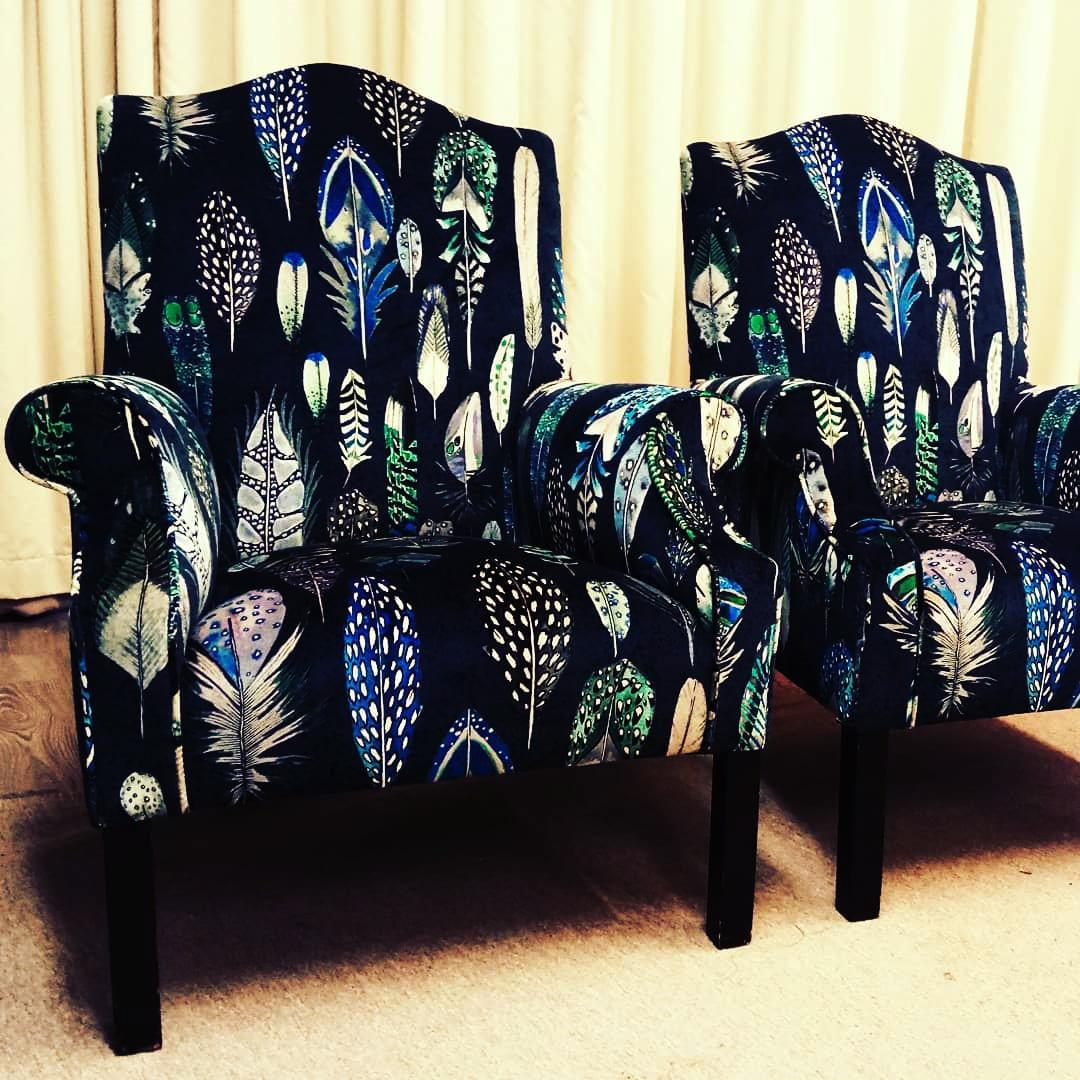 Upholstery & reupholstery gallery - Sofa Cushion Refilling.